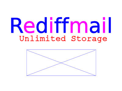 rediffmail.com Communication White