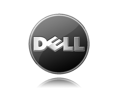 Round Dell logo with transparent background. Through request. Logo: dell.png